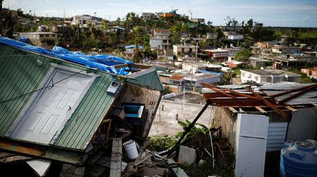 """Trump """"déforme la réalité"""" sur les envois à destination de Porto Rico après l'ouragan Maria"""