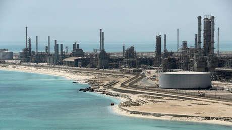La refinería de petróleo Ras Tanura de la empresa Saudi Aramco