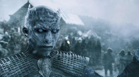 Una escena de 'Juego de tronos' en una imagen proporcionada por HBO.