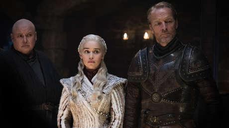 Imagen de la serie 'Juego de tronos'