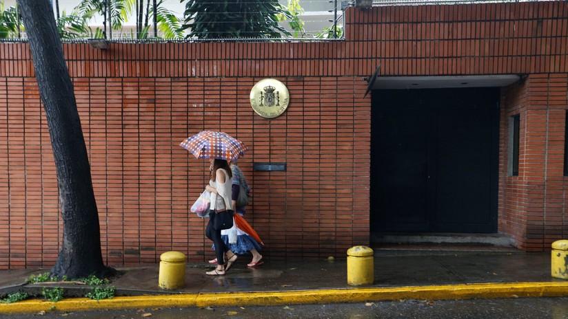 Leopoldo López se trasladó de la Embajada de Chile en Caracas a la de España