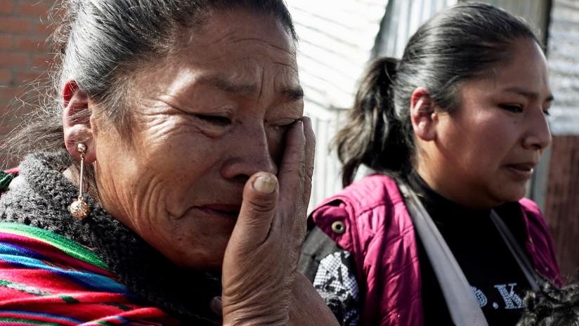 Bolivia: Decenas de casas se vienen abajo tras un megadeslizamiento en La Paz (VIDEOS, FOTOS)