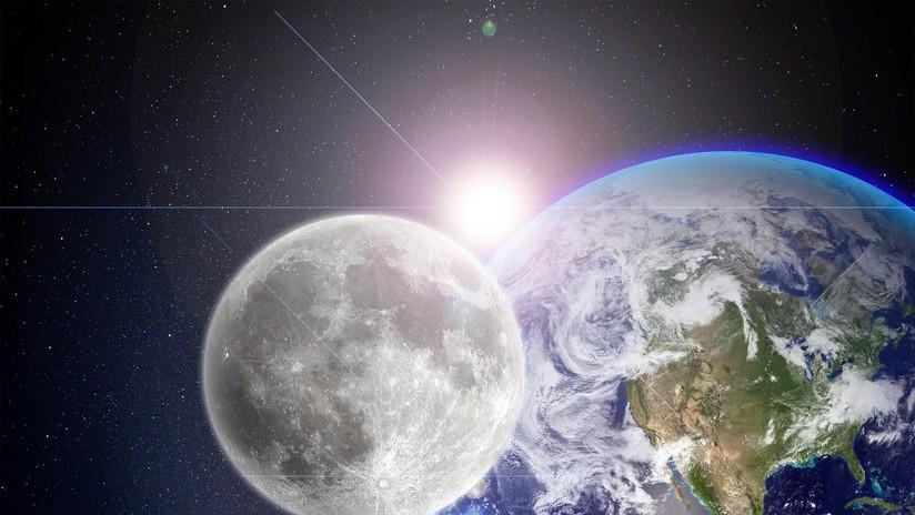 ¿Es terrestre la Luna? Sugieren que nació de una expulsión de magma de la Tierra