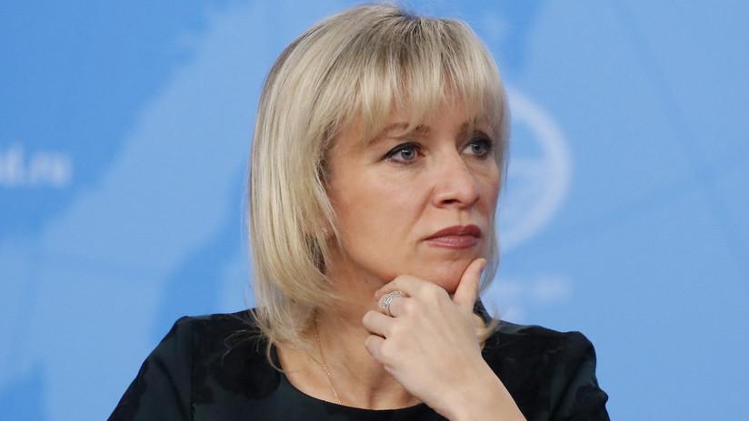 Cancillería rusa: Lo que Pompeo dice sobre Maduro recuerda al rumor sobre 'la huida de Assad a Rusia'
