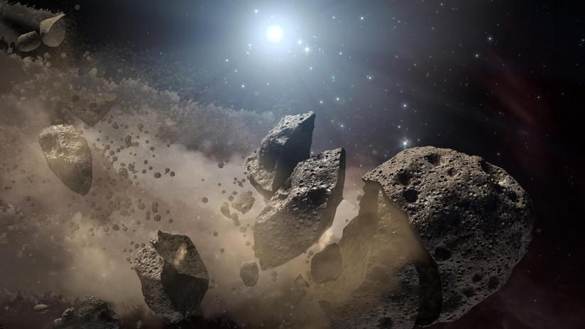 La comunidad científica se prepara para el acercamiento en 2029 del asteroide Apofis (VIDEO)