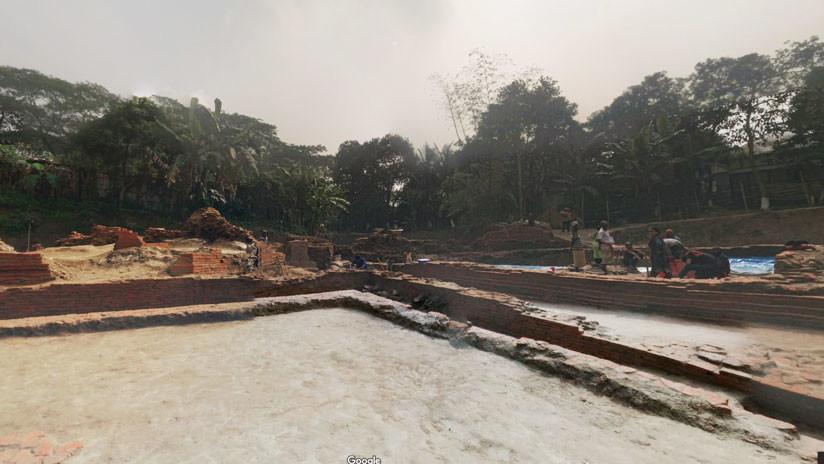 Bangladés: Hallan estructuras de forma piramidal pertenecientes a una antigua civilización budista