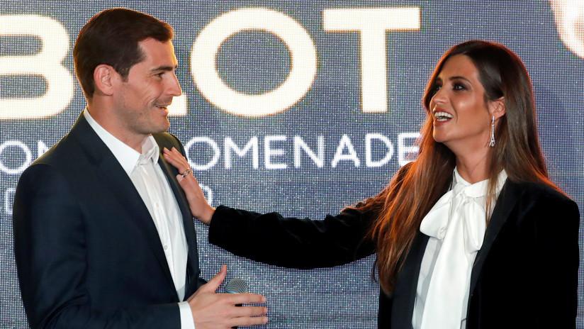 """""""Celebrar cada latido"""": El emotivo mensaje de la esposa de Iker Casillas tras el infarto del futbolista"""