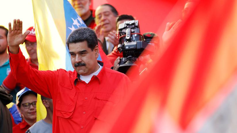 """Maduro ante los militares: """"La fuerza armada de Venezuela está cohesionada como nunca antes"""""""