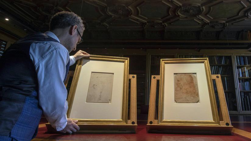 Leonardo Da Vinci 'asoma la cara' a los 500 años de su muerte: Identifican un segundo retrato del genio