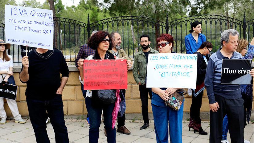 El ministro de Justicia de Chipre renuncia por fallos en la investigación de una ola de asesinatos en serie