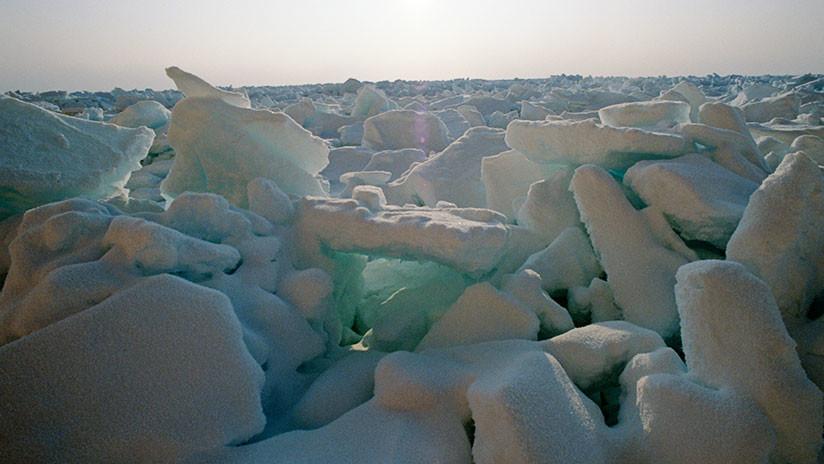 """Científicos advierten que la desaparición del permafrost despertará al """"gigante dormido"""""""
