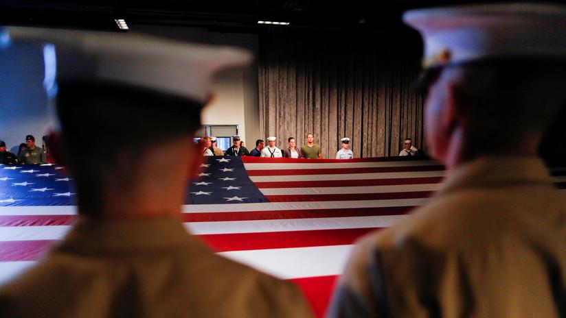 Aumenta el acoso sexual en el Ejército de EE.UU.: Más del 6 % de las mujeres lo sufrieron en 2018