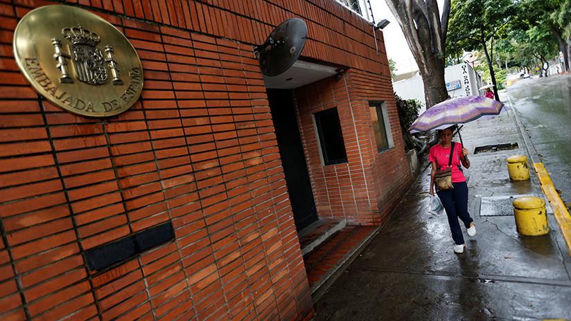 """El Gobierno de España """"no contempla la entrega"""" de Leopoldo López a las autoridades venezolanas"""