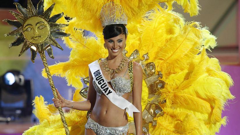 Encuentran muerta a una ex Miss Uruguay en un hotel de Ciudad de México