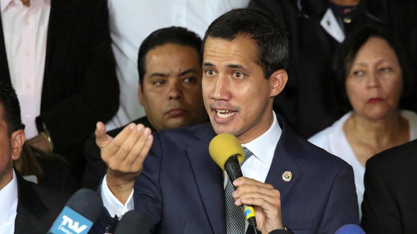 """Guaidó convoca una manifestación para pedirle nuevamente a los militares venezolanos que """"colaboren en una transición"""""""