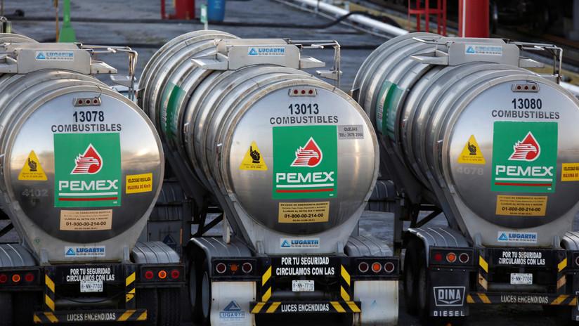 Importación de gasolinas a México registra su nivel más bajo desde 2017