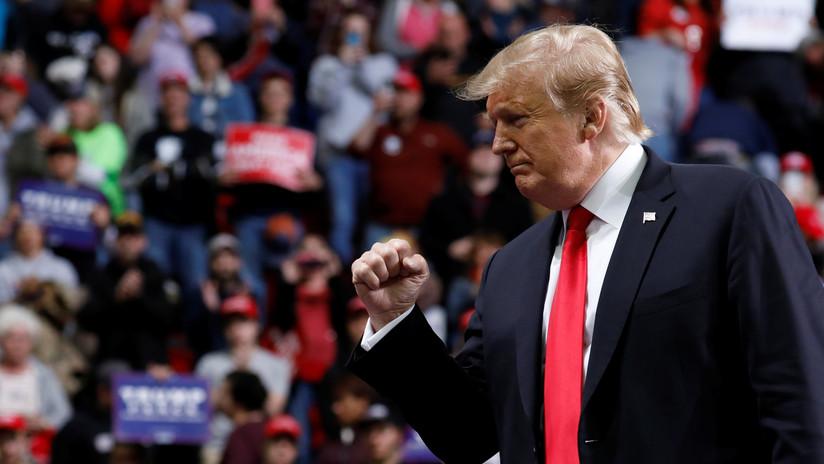 Trump contradice a sus asesores sobre la supuesta interferencia rusa durante la intentona golpista en Venezuela