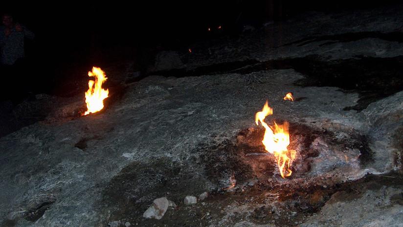 El enigma de una montaña en llamas en Turquía que podría ayudar en la búsqueda de vida en otros planetas