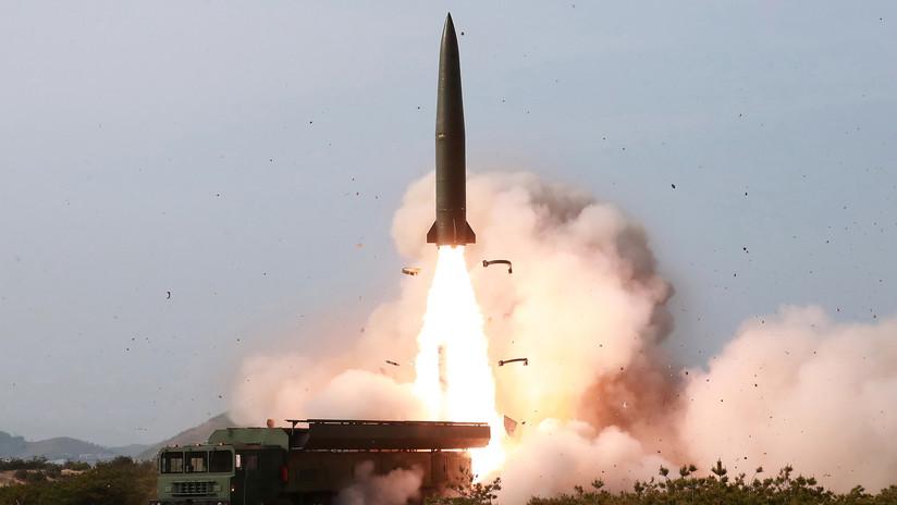 """Corea del Norte confirma la prueba de """"lanzacohetes múltiples de largo alcance"""" y armas guiadas tácticas (FOTOS)"""