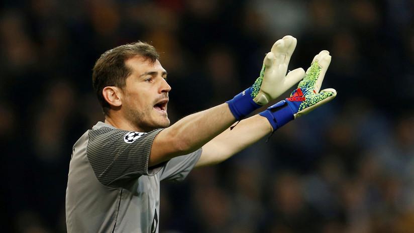 """Médico del Oporto: """"El ataque cardíaco de Casillas fue totalmente impredecible"""""""