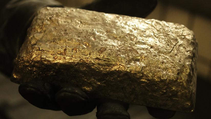Estonia tiene solo un lingote de oro, pero ni siquiera puede venderlo