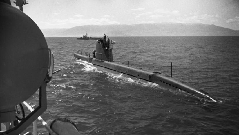 Hallan un submarino soviético hundido durante la Segunda Guerra Mundial en el fondo del golfo de Finlandia