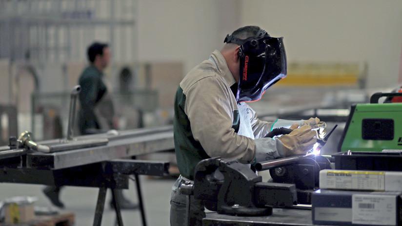 La Industria se desplomó un 13,4% en marzo