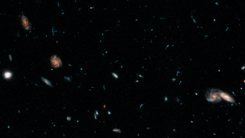 VIDEO: Astrónomos de Hubble componen el panorama más detallado del universo en evolución