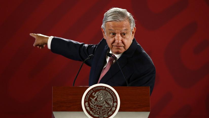 López Obrador pedirá a EE.UU. reorientar recursos de la Iniciativa Mérida para contener la migración