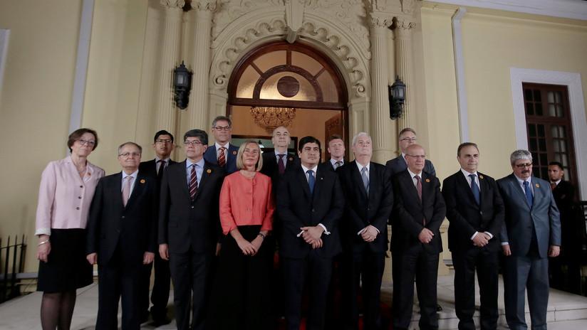 """Grupo Internacional de Contacto """"está listo"""" para presentar """"opciones concretas"""" a la crisis en Venezuela"""