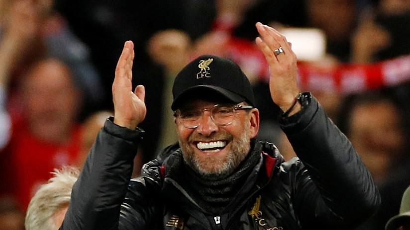 """Klopp tras la victoria del Liverpool sobre el Barcelona: """"Les dije a los chicos antes del partido: 'de hecho, es imposible'"""""""