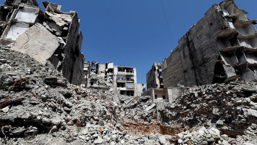 """Lavrov: """"El nido de terroristas de la antigua Al Nusra en Idlib debe ser extirpado"""""""