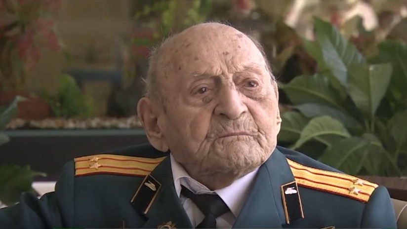 """Veterano de la Gran Guerra Patria: Los enfrentamientos bélicos """"nunca deben ser una opción"""""""