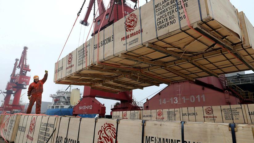 Estados Unidos sube aranceles a importaciones de China