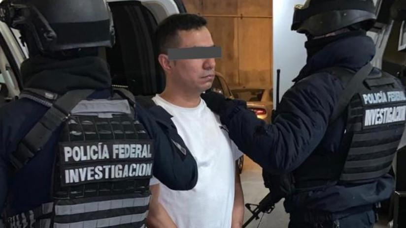 Capturan a 'El Ray', el jefe de plaza del Cártel Jalisco Nueva Generación en Morelos