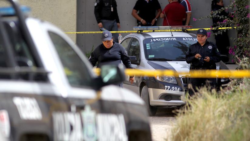 Una balacera contra una multitud deja dos muertos y dos heridos en México cuando entrevistaban a un funcionario