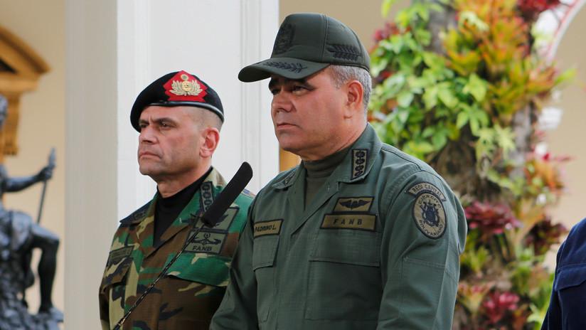 """""""No subestime el honor de nuestros soldados"""": La Fuerza Armada venezolana se opone al """"chantaje"""" del Jefe del Comando Sur de EE.UU."""