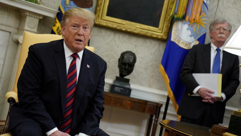 Trump sanciona la industria metalúrgica iraní y advierte a otros países que no tolerará metales de Irán en sus puertos
