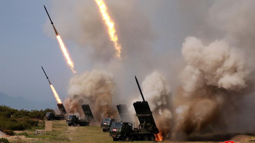 Corea del Norte dispara proyectiles no identificados hacia el mar del Este
