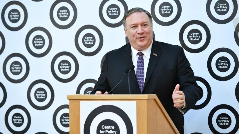 Pompeo insinúa que EE.UU. podría reducir la información de Inteligencia compartida con Londres si acepta contratos de Huawei para la red 5G