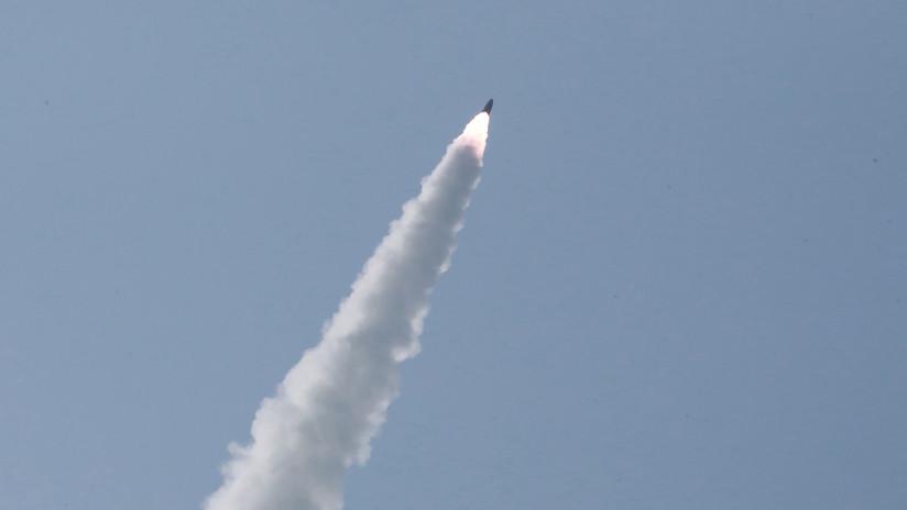 Corea del Sur reporta el lanzamiento de proyectiles no identificados en Corea del Norte