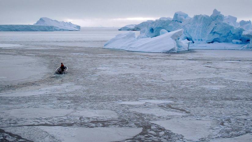 FOTOS, VIDEO: La NASA filma un inquietante fenómeno que no esperaba ver aún en Groenlandia
