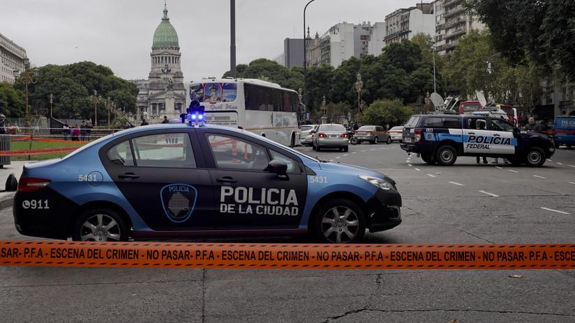 """Parte médico oficial del diputado argentino baleado: """"Héctor Olivares corre peligro"""""""