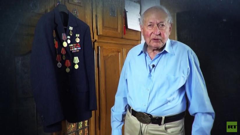 """Veterano: """"El mundo no conoció en siglos una tragedia mayor que el sitio de Leningrado"""""""