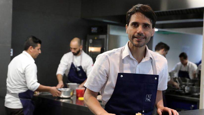 Detienen al famoso chef peruano Virgilio Martínez en el aeropuerto de Los Ángeles por llevar 40 pirañas