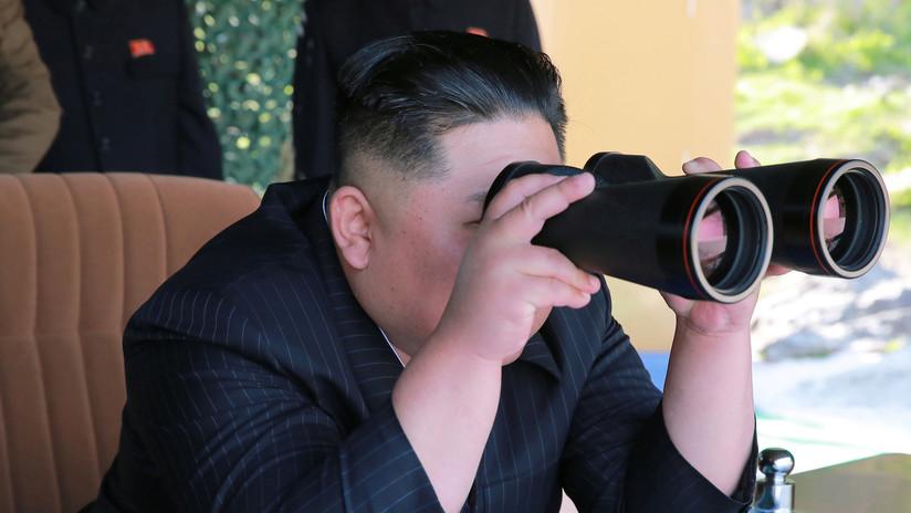 """Japón: """"Los proyectiles lanzados por Corea del Norte eran misiles balísticos de corto alcance"""""""