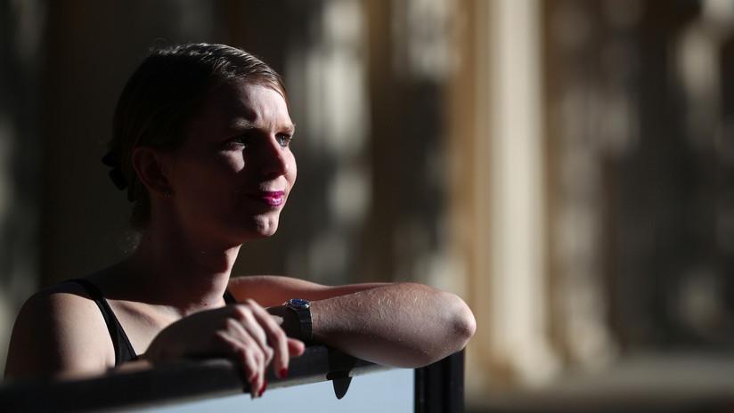 Liberan a Chelsea Manning tras 62 días de prisión, pero podría volver a ser encarcelada en 6 días