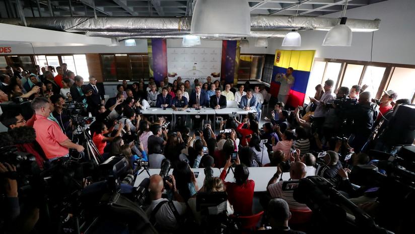 """Guaidó dice que """"probablemente aceptaría"""" una intervención militar de EE.UU. en Venezuela"""