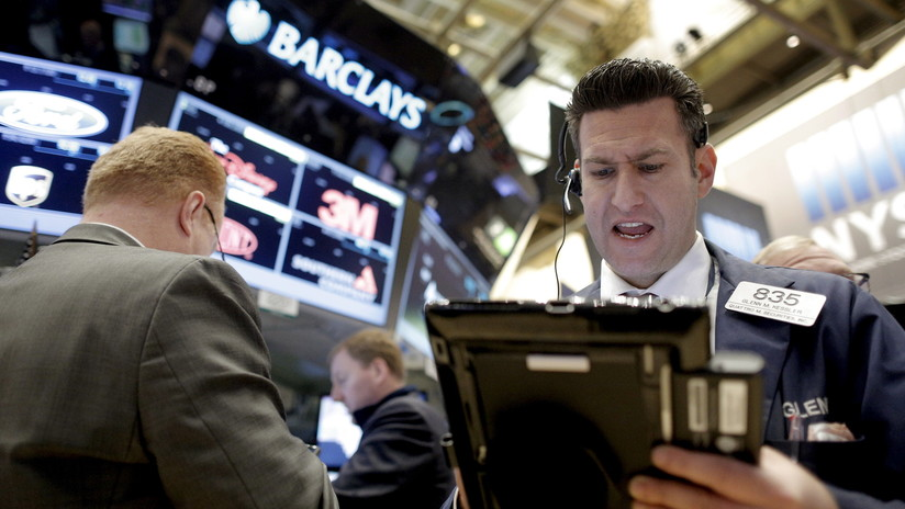 Wall Street abre con caídas por la preocupación sobre las disputas comerciales