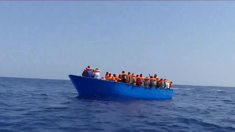 Al menos 70 inmigrantes mueren tras hundirse un barco frente a las costas de Túnez
